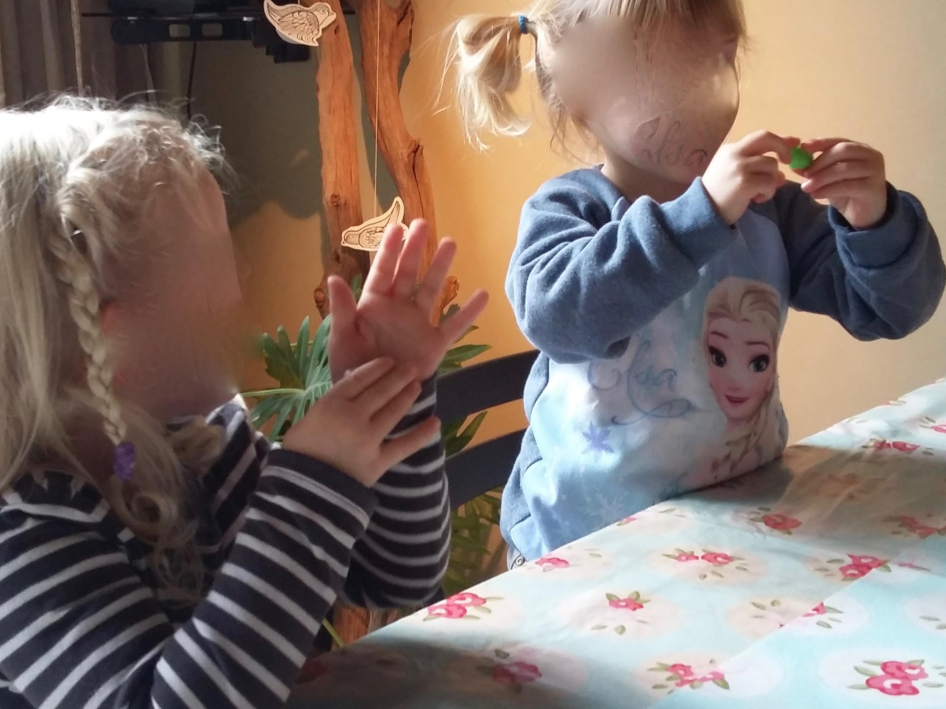 Sinterklaas en de draaimolen