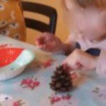 Kerst en een beetje winter Pientere Peuters